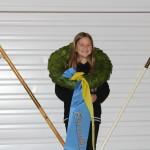Segrare RM ungdom: Johanna Andersson från Dalstorps SkF